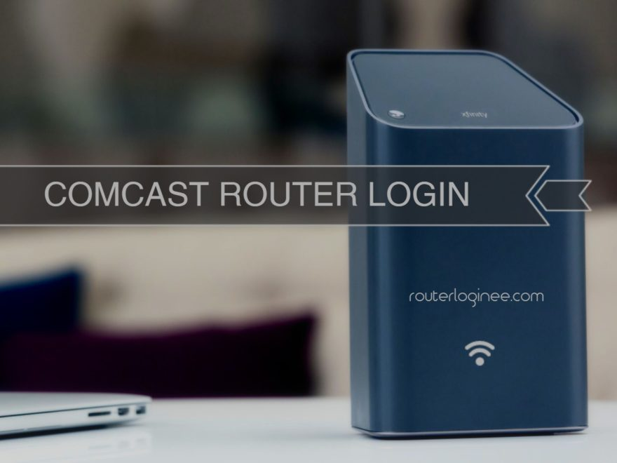 Comcast Router Login
