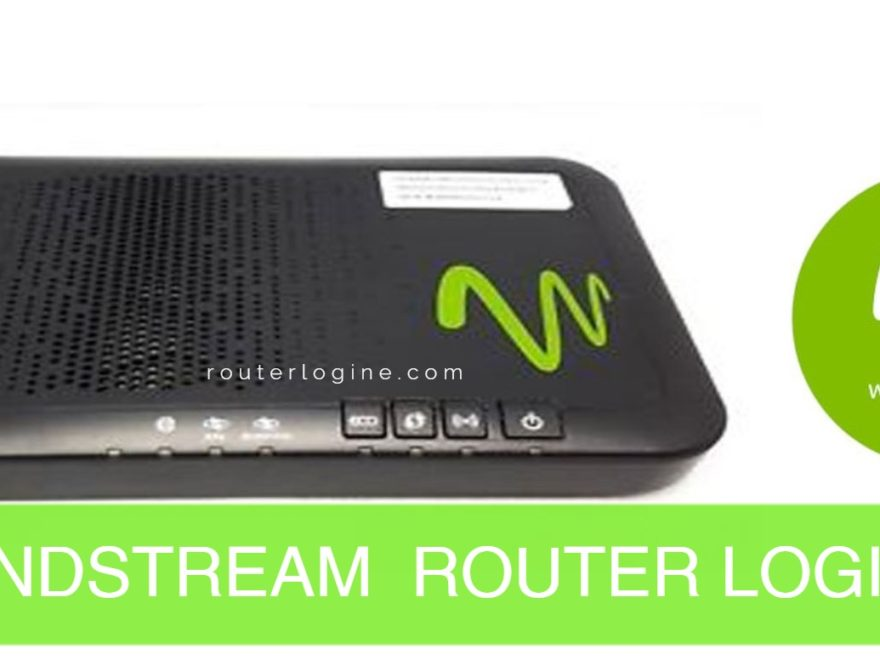 Windstream Router Login