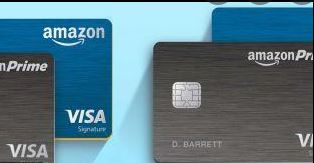 What credit score do I need for the Amazon Visa? -2021