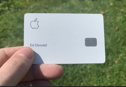 NEW CREDIT CARD: Apple Card Review