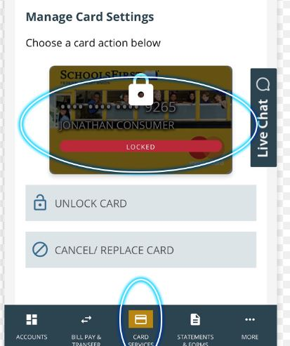 Activate Your Card on